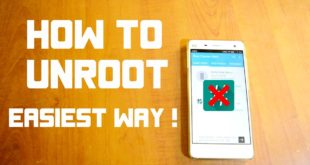 Unroot Android Phone without Computer